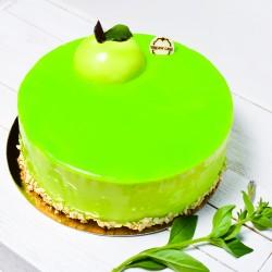 Зелене яблуко